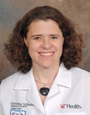 Photo of Christina Williams, MD