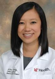 Photo of ALice Tang, MD, M D