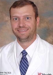Photo of  Steven Gay, MD, PGY 6