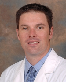 Photo of  Dustin Calhoun, MD, FAEMS