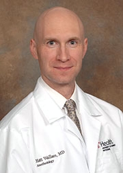 Photo of Matt Wallace, MD