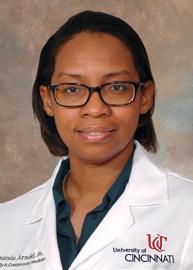 Photo of Amanda Arnold, MD