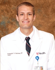 Photo of  Ben Huebner, MD