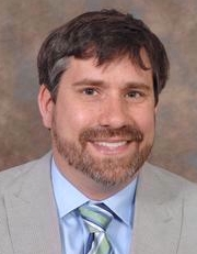 Photo of Scott Langevin, PhD, MHA, CT(ASCP)