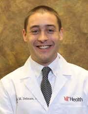 Photo of  Aaron Delman, MD