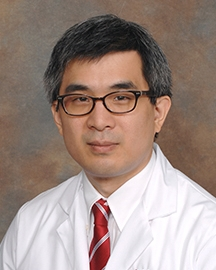Photo of  Kris Huang, MD, PhD