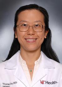 Photo of Yiyang Lu