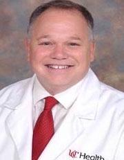 Photo of Frederick Zeller, MD