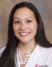 Photo of Stacie Demel, DO, PhD