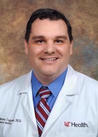 Photo of Steven Cogorno, MD