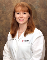 Photo of  Amanda Pugh, MD