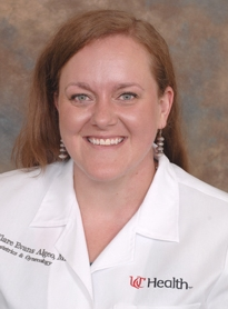 Photo of Clare Algeo, MD