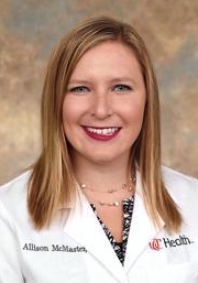 Photo of Allison Gurney-McMaster, MD