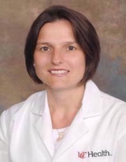 Photo of  M. Veronica Indihar, MD