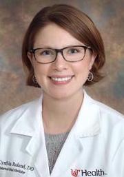 Photo of  Cynthia Roland, MD
