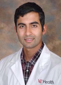 Photo of  Sanjeev Singh, MD, PGY 6