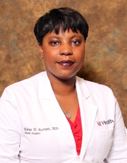 Photo of  Riesa Burnett, MD