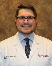 Photo of Nicholas Yeatts, MD