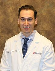 Photo of Nathaniel Roberson, MD