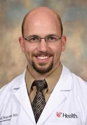 Photo of Jared Vearrier, MD