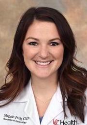 Photo of Maggie Pelle, M.S.