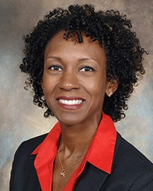 Photo of  Anjanette A. Wells, PhD, LCSW, MSW