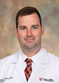 Photo of Brendan M. Collins, MD, PGY 4