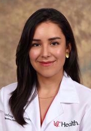 Photo of  Andrea Portocarrero-Castillo, MD, PGY 4