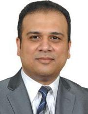 Photo of  Deeptankar DeMazumder, MD, PhD