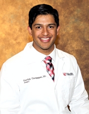 Photo of  Karthik Thangappan, MD