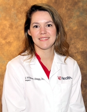 Photo of  Whitney Zingg, MD