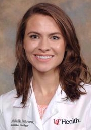 Photo of Michelle Barrord, MD
