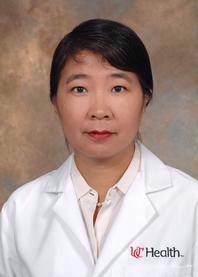 Photo of  Yingchun Wang, MD