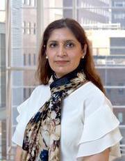Photo of Saima Ali