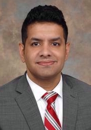 Photo of  Raheel Ahmed, MD, MPH