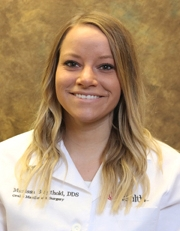 Photo of  Marissa Bergthold, DDS