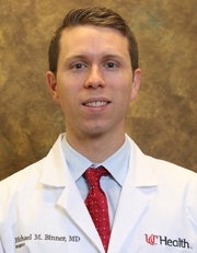 Photo of  Michael Binner, MD
