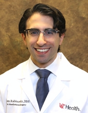 Photo of  Yotom Rabinowitz, DDS