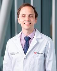 Photo of David Robinson, MD