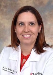 Photo of  Kara Markham, MD