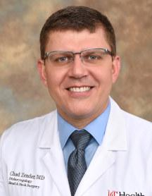 Photo of Chad A. Zender, MD