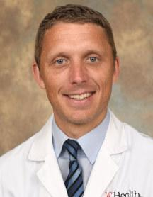 Photo of Brian P. Cervenka, MD