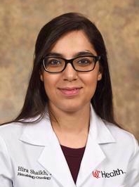 Photo of Hira Ghazal Shaikh, MD
