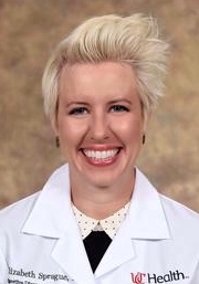 Photo of  Elizabeth Sprague, MD, PGY 4