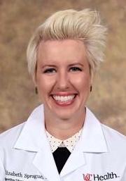 Photo of  Elizabeth Sprague, MD, PGY 5