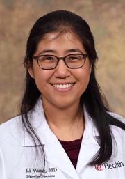 Photo of  Li Wang, MD, PGY 4
