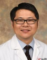 Photo of Diping Wang, MD, PhD