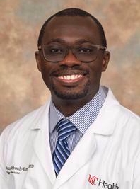 Photo of Amoah Yeboah-Korang, MD, MPH