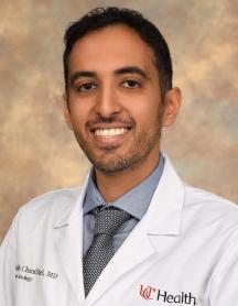 Photo of  Rishabh Chaudhari, MD
