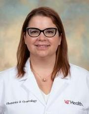 Photo of Juliet E. Wolford, MD